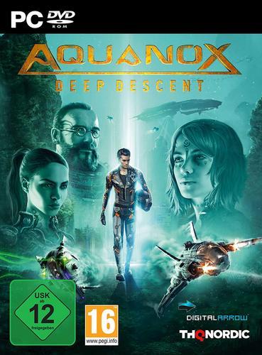 Aquanox Deep Descent [DVD]