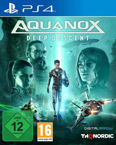 Aquanox Deep Descent [PS4]