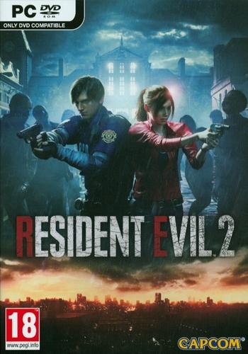 Resident Evil 2 [DVD]