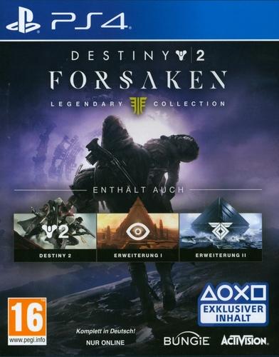 Destiny 2 - Forsaken Legendary Collection [PS4]