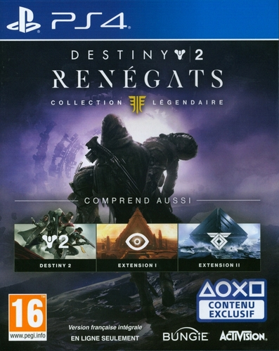 Destiny 2 - Renégats Collection Légendaire [PS4]