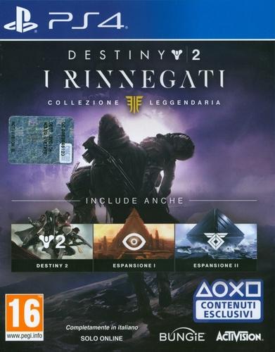 Destiny 2 - I Rinnegati Collezione Leggendaria [PS4]