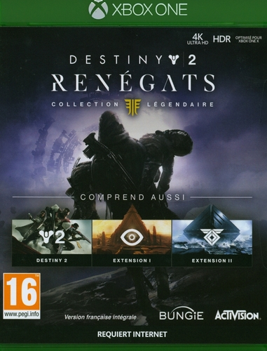 Destiny 2 - Renégats Collection Légendaire [XONE]