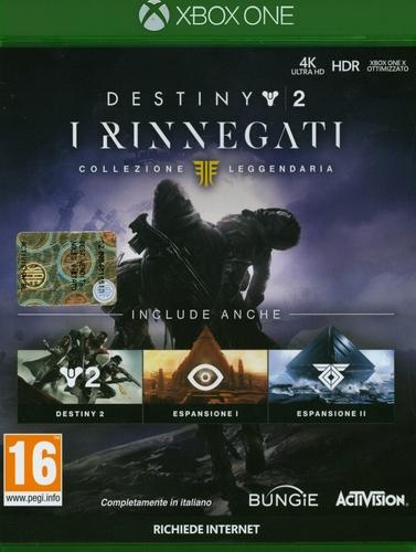 Destiny 2 - I Rinnegati Collezione Leggendaria [XONE]