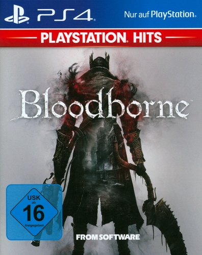 PlayStation Hits: Bloodborne [PS4]
