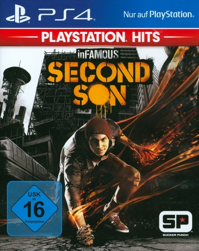 PlayStation Hits: inFamous: Second Son [PS4]