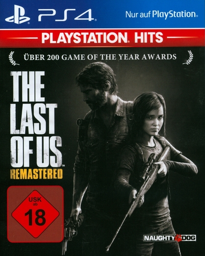 PlayStation Hits: The Last of Us - Remastered [PS4]