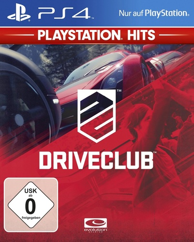 PlayStation Hits: Driveclub [PS4]