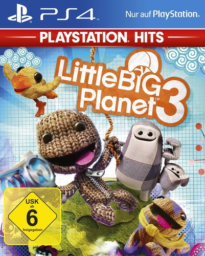 PlayStation Hits: Little Big Planet 3 [PS4]