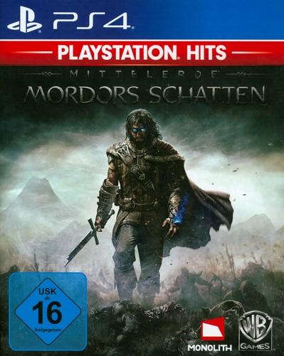PlayStation Hits: Mittelerde - Mordors Schatten [PS4]