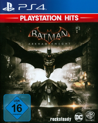 PlayStation Hits: Batman Arkham Knight [PS4]