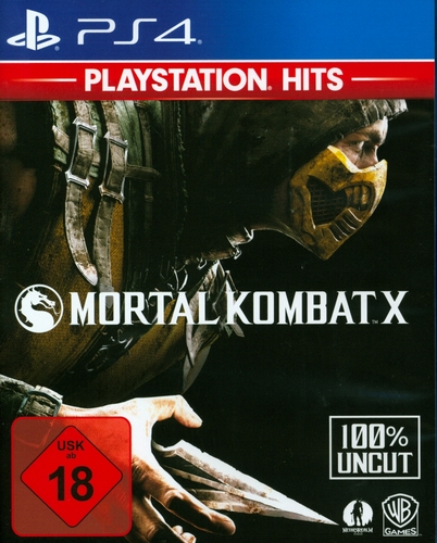 PlayStation Hits: Mortal Kombat X [PS4]