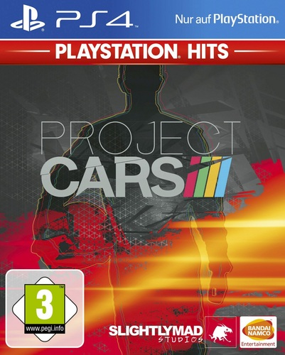 PlayStation Hits: Project Cars [PS4]