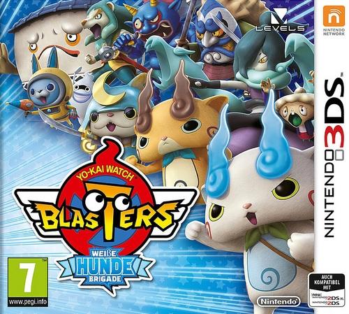 Yo-Kai Watch Blasters - Weisse Hunde Brigade