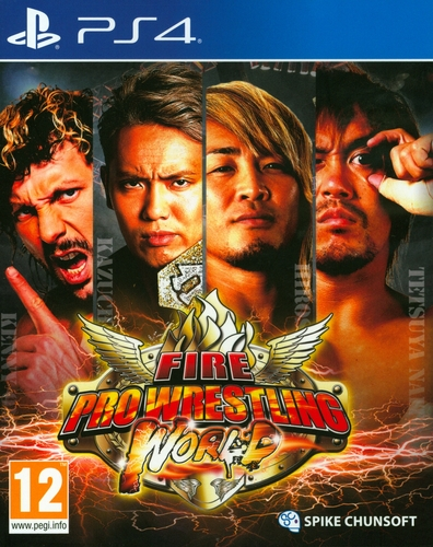 Fire Pro Wrestling World [PS4]