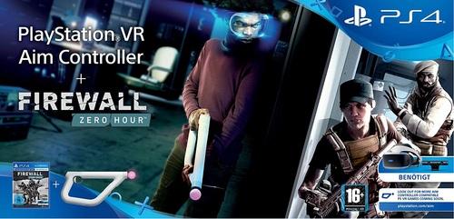 Firewall: Zero hour VR + Aim Controller [PS4]
