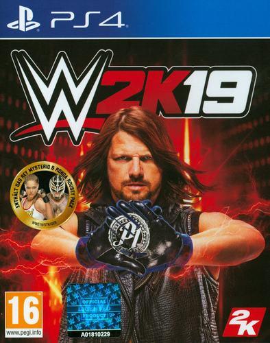 WWE 2K19 [PS4]
