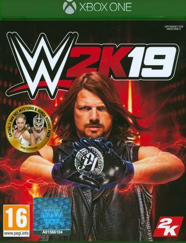 WWE 2K19 [XONE]