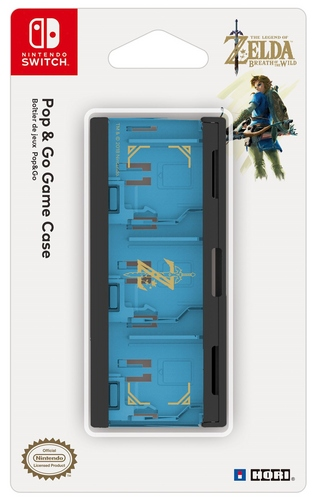 Nintendo Switch - Pop&Lock Card Case - Zelda [NSW]