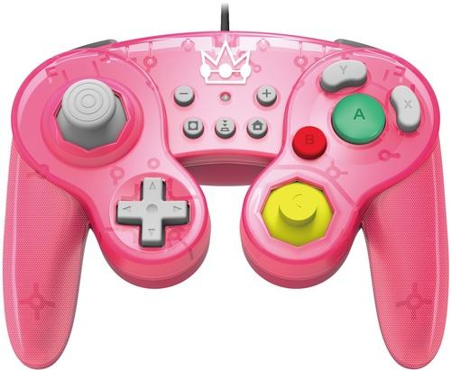 Nintendo Switch - Battle Pad - Peach [NSW]