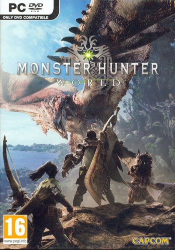 Monster Hunter: World [DVD]