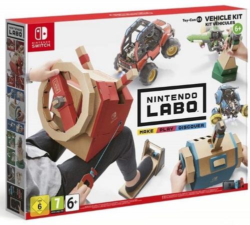 Nintendo Labo: Toy-Con 03 Vehicle-Kit [NSW]