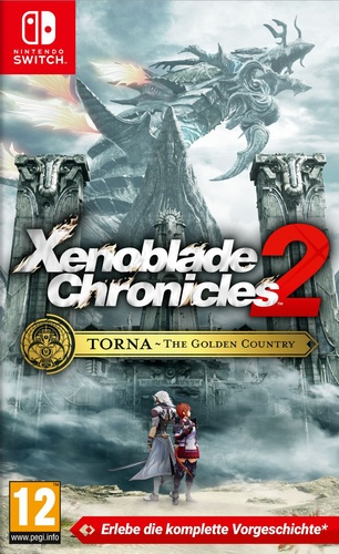 Xenoblade Chronicles 2: Torna - The Golden Country [NSW]