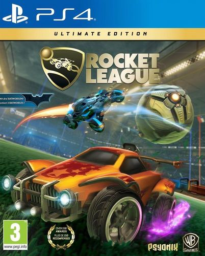 Rocket League Ultimate Edition [PS4]