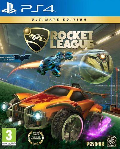 Rocket League Ultimate Edition [PS4]