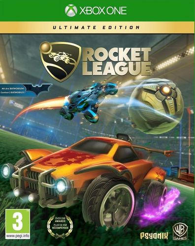 Rocket League Ultimate Edition [XONE]