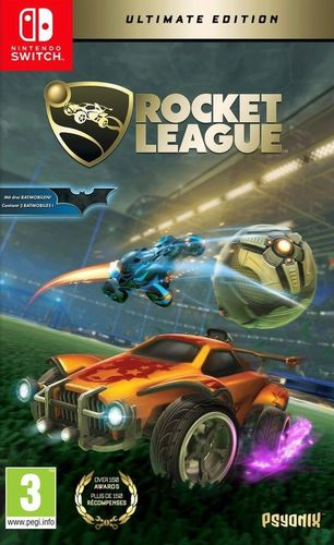 Rocket League Ultimate Edition [NSW]