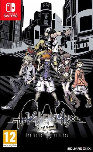 The World Ends With You - Final Remix [NSW]