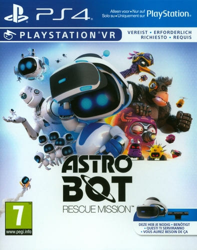 Astro Bot: Rescue Mission VR [PS4]