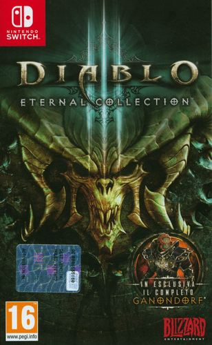 Diablo III - Eternal Collection [NSW]