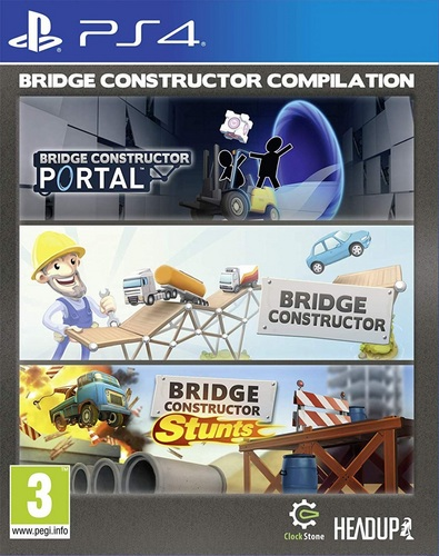 Bridge Constructor Compilation [PS4]