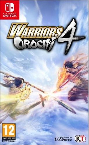 Warriors Orochi 4 [NSW]