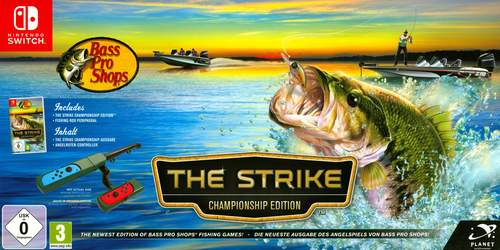 Bass Pro Shops The Strike Bundle [NSW]