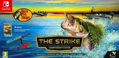 Bass Pro Shops The Strike Bundle [NSW]