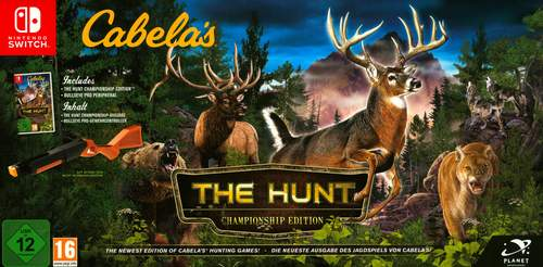 Cabela`s The Hunt Bundle [NSW]