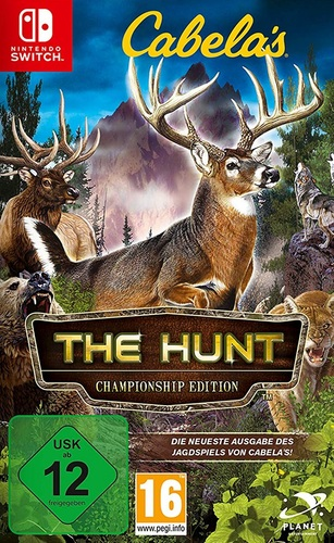 Cabela`s The Hunt [NSW]