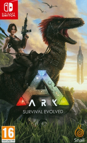 ARK : Survival Evolved [NSW]