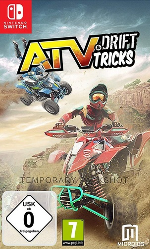 ATV Drift & Tricks [NSW]