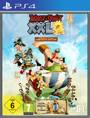 Asterix & Obelix XXL2 - Limited Edition [PS4]