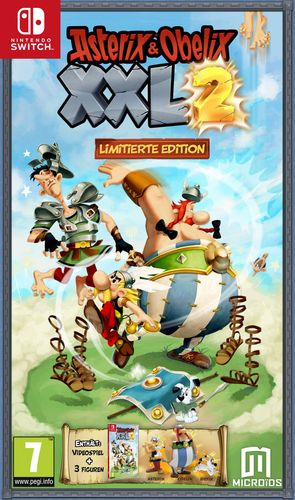 Asterix & Obelix XXL2 - Limited Edition [NSW]