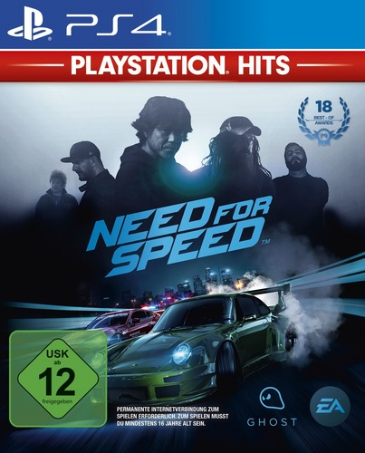PlayStation Hits: Need for Speed [PS4]