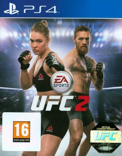 PlayStation Hits: UFC 2 [PS4]