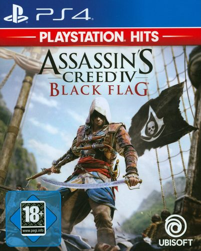 PlayStation Hits: Assassin's Creed 4 Black Flag [PS4]