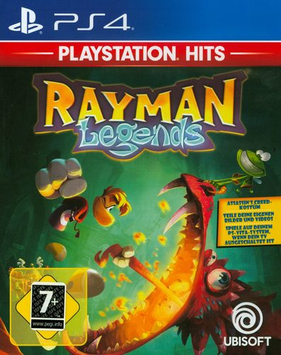 PlayStation Hits: Rayman Legends [PS4]