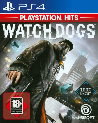 PlayStation Hits: Watch Dogs 1 [PS4]