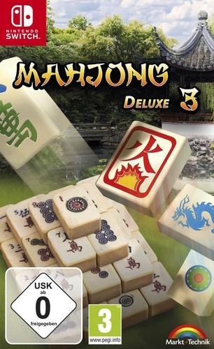 Mahjong Deluxe 3 [NSW]